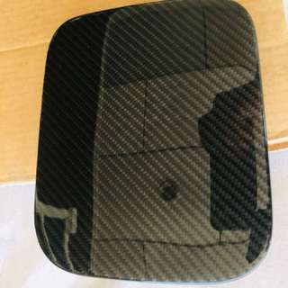 Toyota wish cover tank CF.
