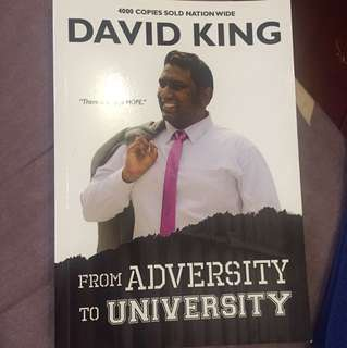 From Adversity to university