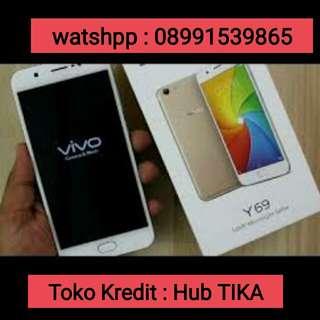 VIVO Y69 Kredit Tanpa Kartu Kredit Proses Ceoat