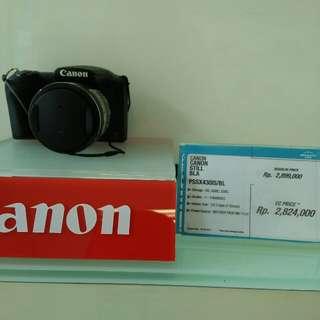 Kredit camera canon pssx430