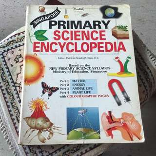Primary Science Encyclopedia