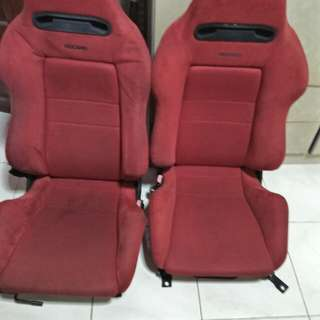 Seat backet RECARO