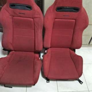 Seat backet RECARO