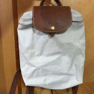 Longchamp pearl backpack
