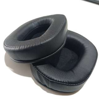 Leather (PU) earpads replacements for Audio Technica