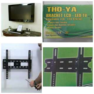 Bracket TV LED