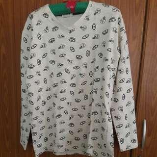 J. Crew replica pullover