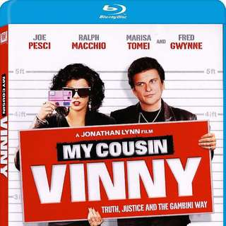 Movie Blu-ray: My Cousin Vinny