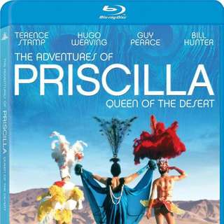 Movie Blu-ray: The Adventures Of Priscilla Queen If The Desert