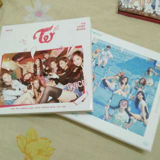 WTS Twice Albums