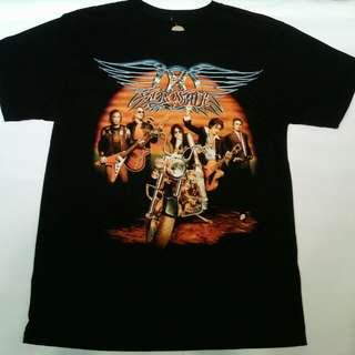 Aerosmith tee imported