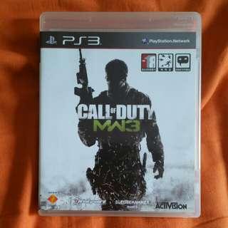 PS3 Call of Duty Modern Warfare 3