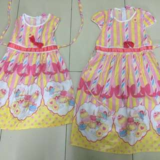 Kids dress 3 & 6 years