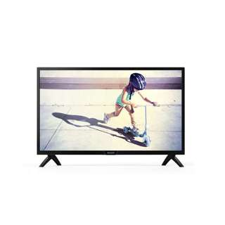 (8% Offer!) Philips 43PFT HD Ultra Slim Crystal Clear LED TV