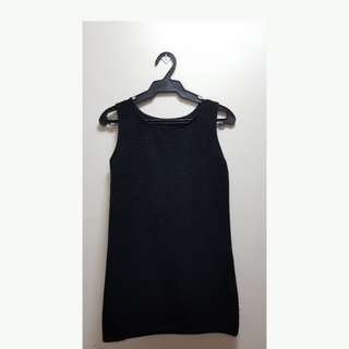 Free Size Black Dress