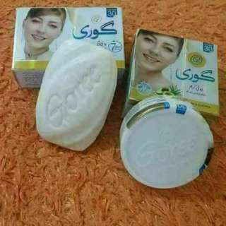 Goree cream & SOAP(set)