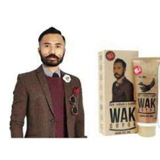 [INSTOCK] Original Wak Doyok Beard & Hair Growth Cream