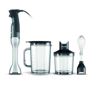 Brand New BREVILLE Immersion Control Grip SS Blender
