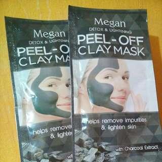 Peel off clay mask buy 1 take 1