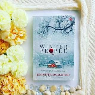 Winter People - Jennifer Mcmahon