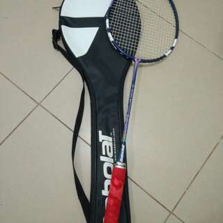 Badminton Racket Babolat Purple (lightweight)