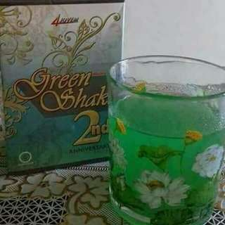 Greenshake 4jovem