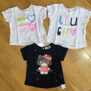 Cotton On T-shirt (Set of 3)