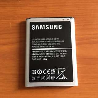 Samsung Note 2 battery (normal / working)