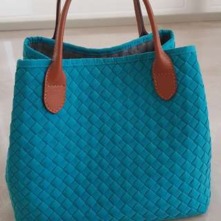 Preloved Webe authentic blue