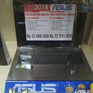 Asus ROG GL502VMK