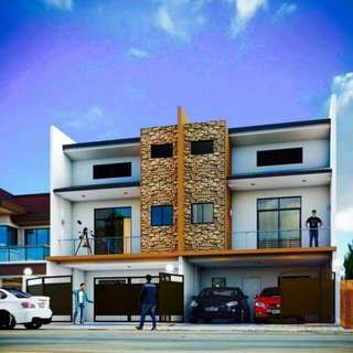 House and lot in punta labangon