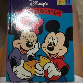 Limited edition Mickey Mouse books