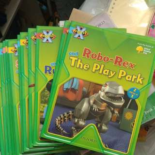 Oxford reading tree Project X for boys