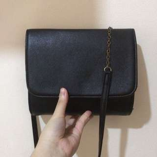 sling bag hnm black