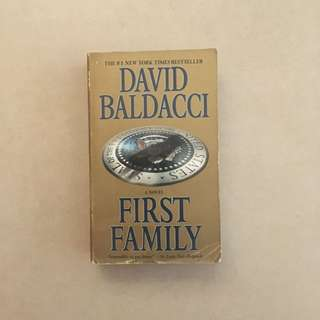 First Family / David Baldacci