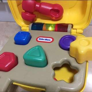 Little Tikes Discovery Sounds Toolbox