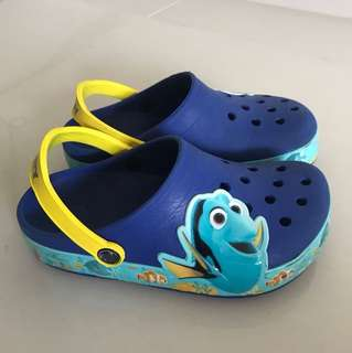 Preloved Authentic Crocs Dory sandals