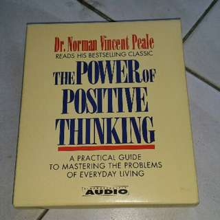 Cd Motivation The Power of Positive Thinking- Dr Norman Vincent Peale