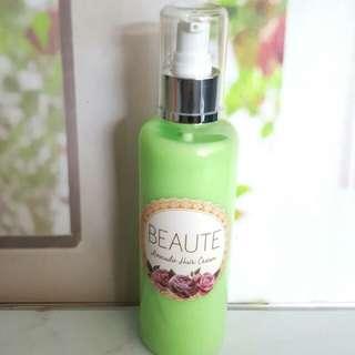 Perawatan Rambut Beaute Hair Cream Avocado