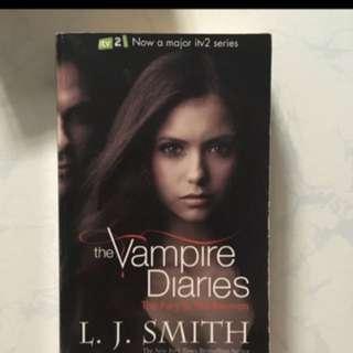 Vampire diaries book 3&4