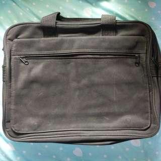 Laptop Bag generic canvas.
