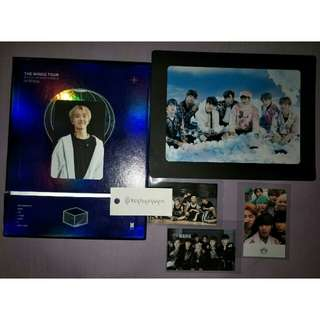 OTHER BTS MERCH + PCS
