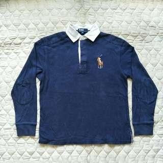 Polo By Ralph Lauren Kids Long Sleeve Collar
