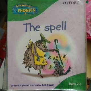 Oxford Read write Inc Phonics
