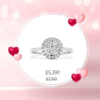 🦋FIR Diamond💎鑽石戒指