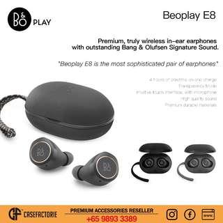 B&O Play Beoplay E8 Bluetooth Wireless Earphone