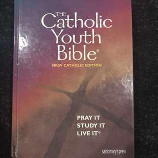 NRSV Catholic Youth Bible, Second Edition