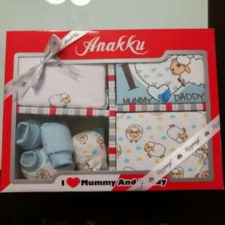 Anakku newborn gift set (boy)