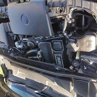 2005 AUTO BMW