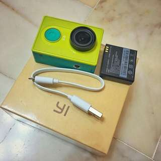 Brand New Xiaomi Yi Action Camera